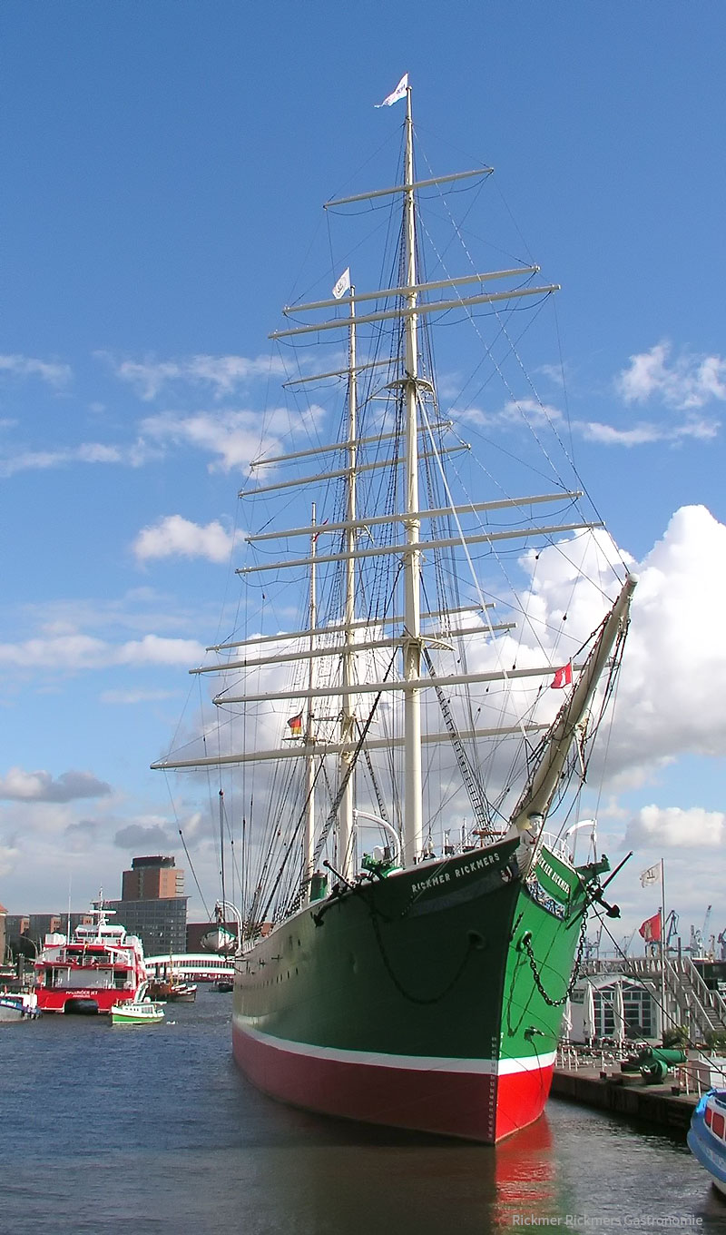 Photo of the Rickmers